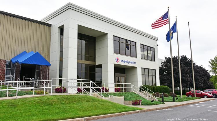 AngioDynamics Inc  agrees to sell Namic fluid management portfolio