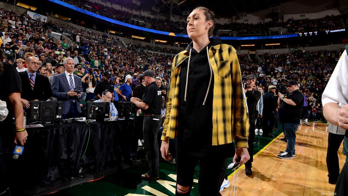 WNBA players want a shot at better pay, conditions - Bizwomen