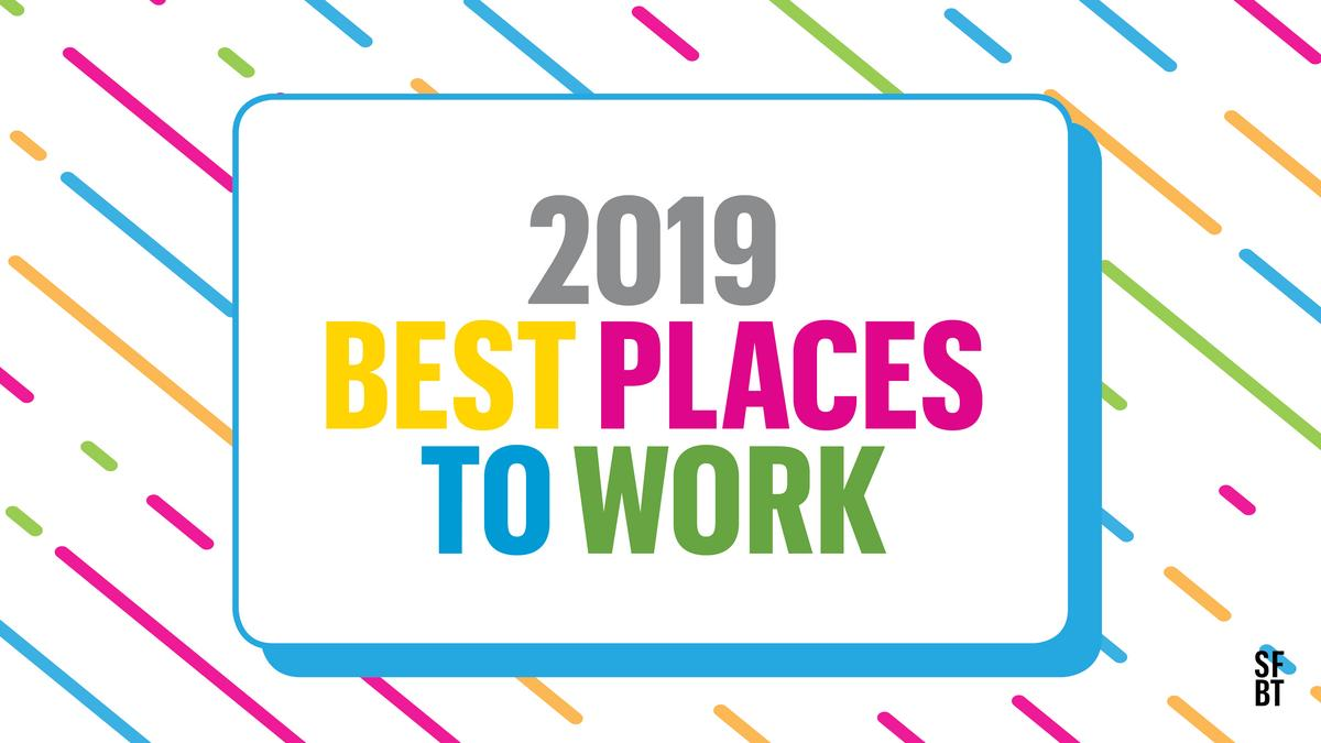 the 130 best places to work for in the bay area 2019