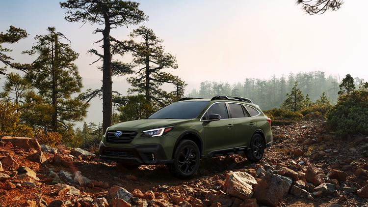 Completely Redesigned 2020 Subaru Outback Gets New Turbo Engine