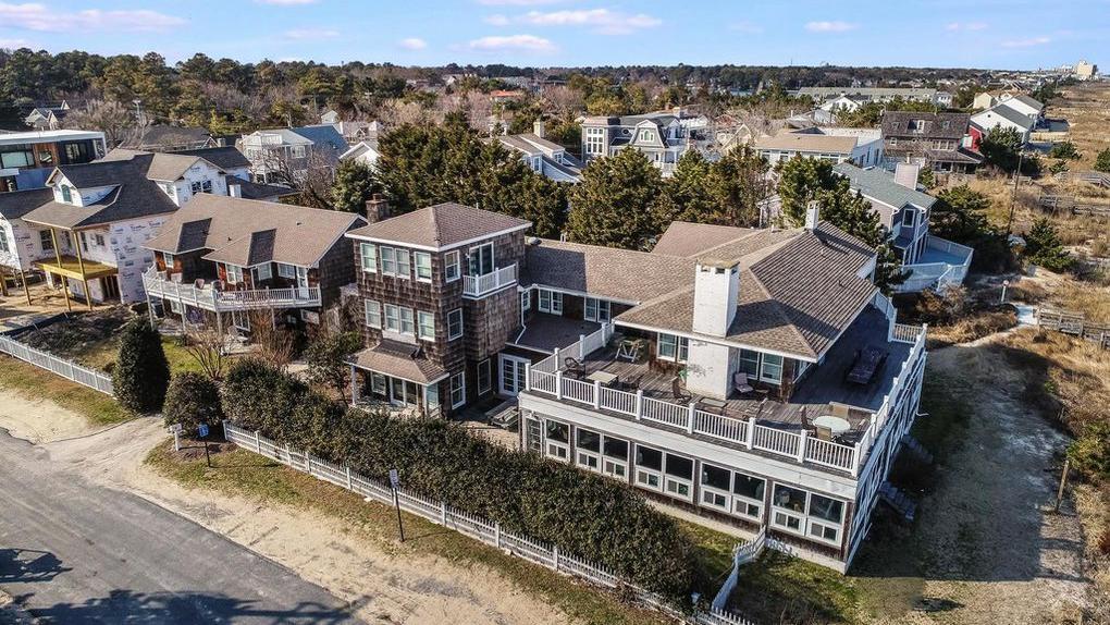 DuPont heir's 1939 Dewey Beach mansion listed for $11.5 million