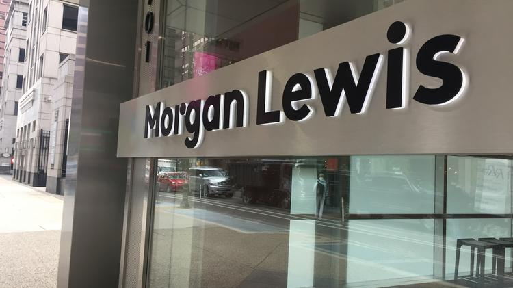 Morgan Lewis law firm eyes new Center City tower for offices