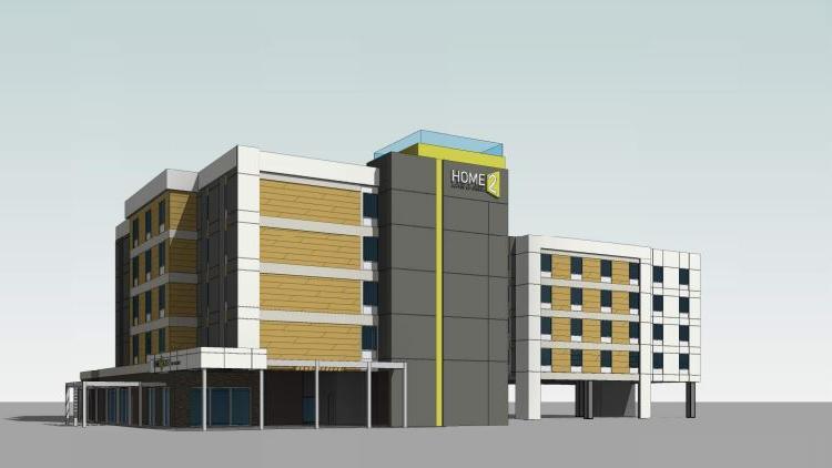 Developer plans new hotel near Crabtree in Raleigh
