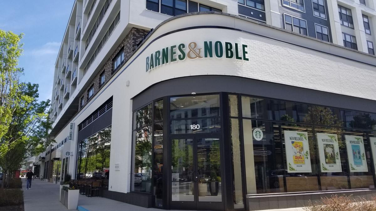 Barnes & Noble opens smallest prototype yet in Fairfax ...