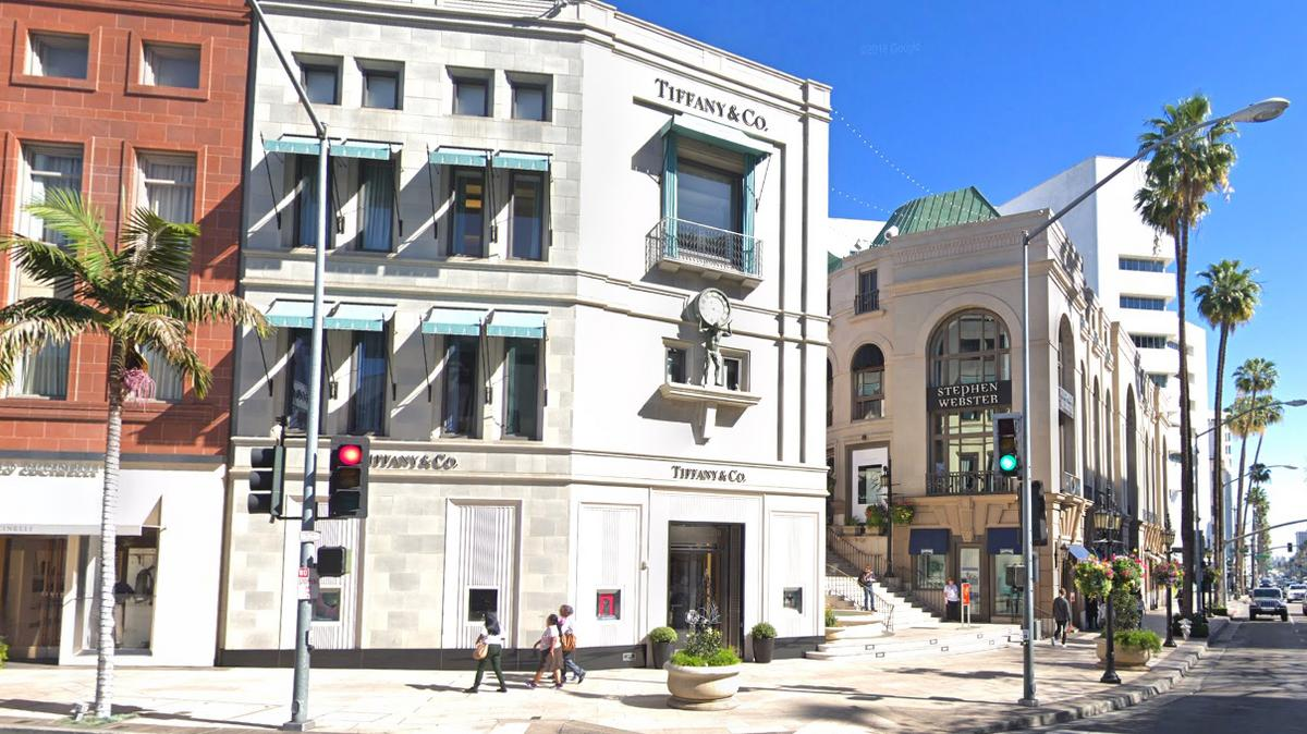 f9d0b0cd5ae40 Breakfast at Tiffany's? Retailer to open Beverly Hills pop-up ...