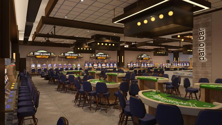 Horseshoe Casino to add $15M second-floor patio bar with