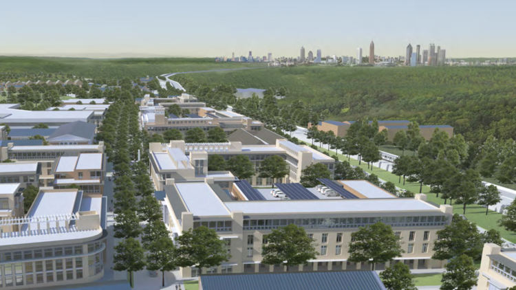 Atlanta's Fort McPherson project making progress, $760M plan