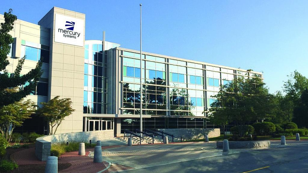 Massachusetts-based Mercury Systems Inc. expands Alabama operations