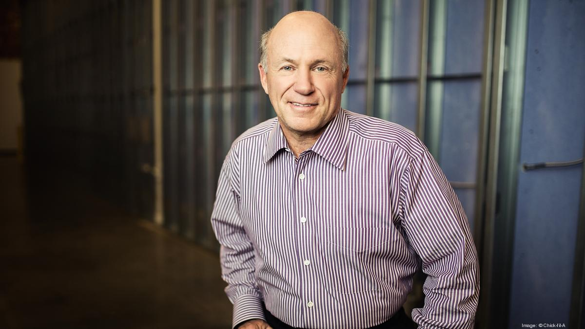 Chick-fil-A CEO Dan Cathy: Wealthy should use 'power and influence' to address racial injustice - Atlanta Business Chronicle