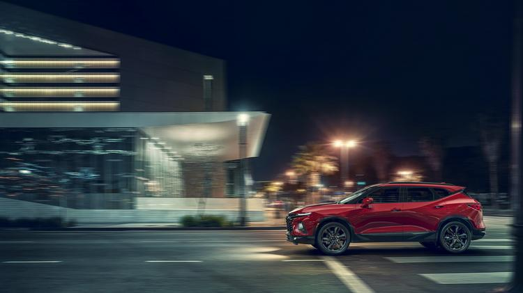 2019 Chevy Blazer is best in current Chevrolet interior design