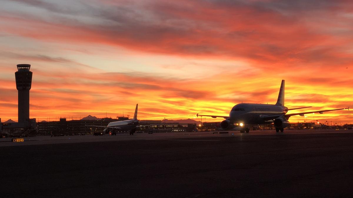 Sky Harbor Sets New Monthly Passenger Record Phoenix