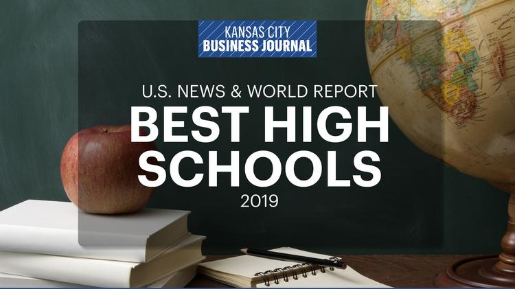 U S  News ranks 70 KC-area high schools among nation's best