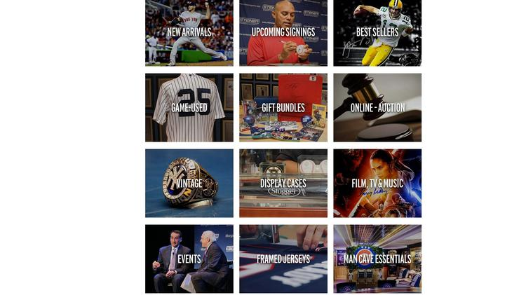 Legends close to acquiring Steiner Sports from Omnicom Group