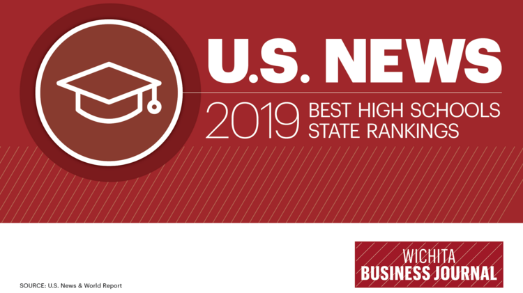 U S  News high school rankings: Wichita-area schools