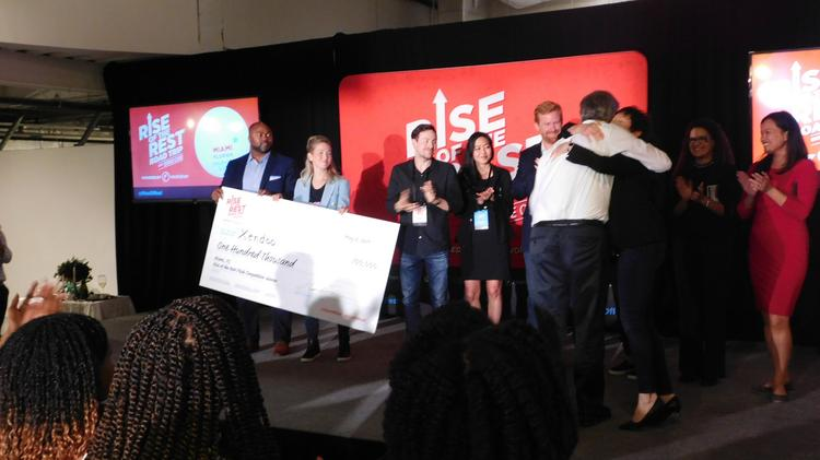 Xendoo wins $100,000 in Rise of Rest pitch competition