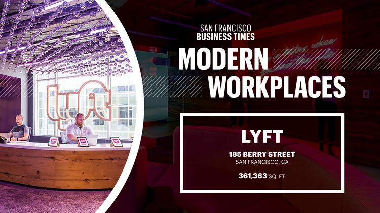 """Lyft's HQ aims to """"delight and surprise"""