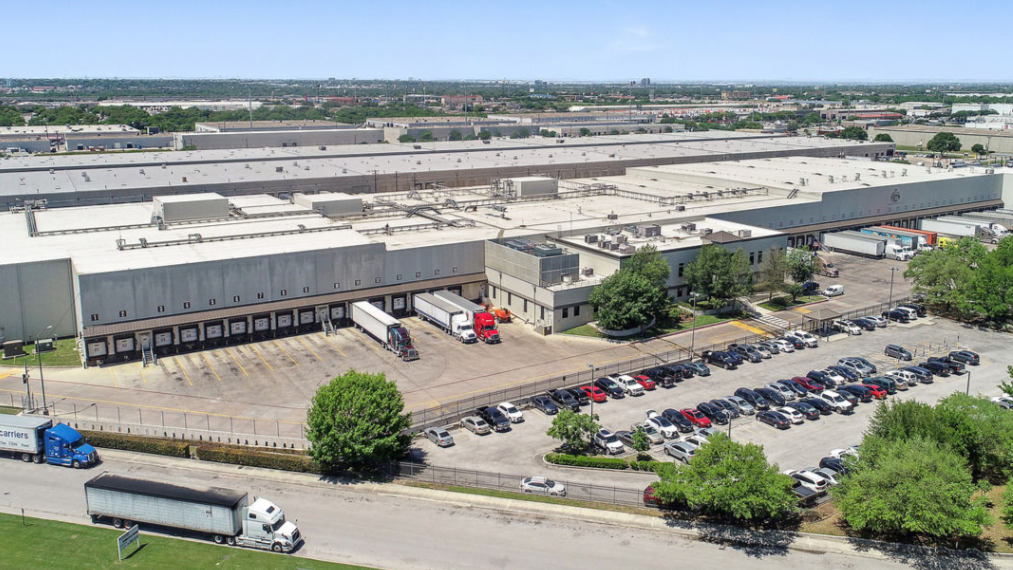 Provender Partners Buys Former Ben E. Keith Warehouse At