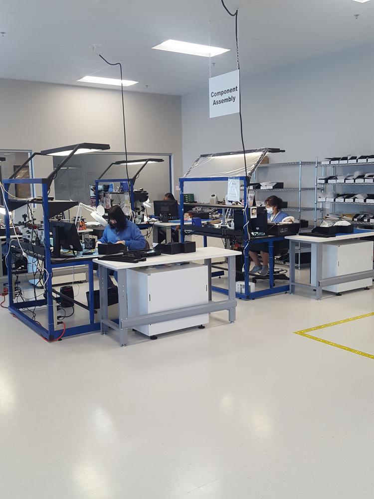 Mu-Del Electronics moves within Manassas - Washington