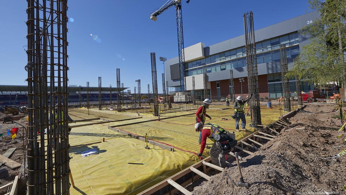 Gcu Faces Shortage Of Student Housing Phoenix Business Journal
