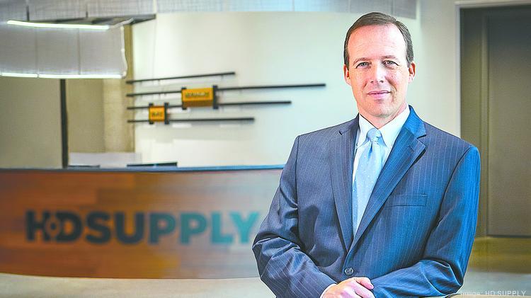 HD Supply Holdings' Dan McDevitt heads legal for a 'large