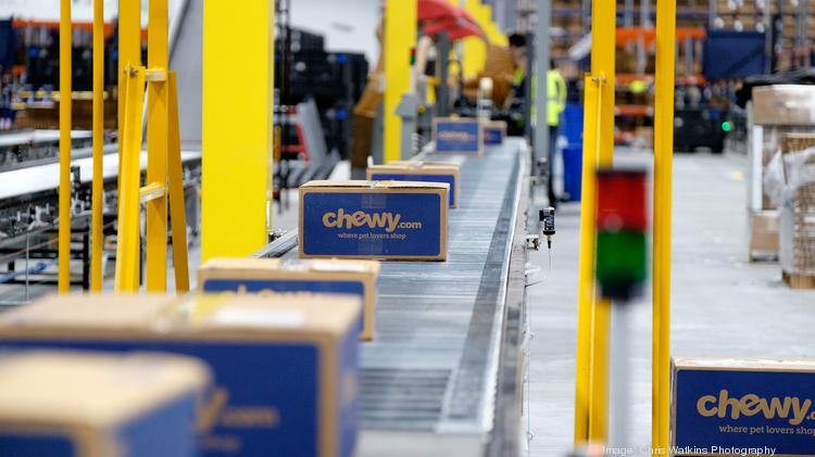 Chewy prices IPO shares higher than expected - Phoenix