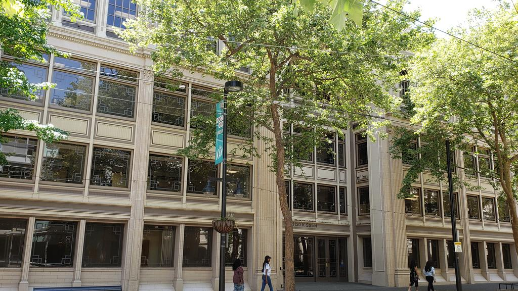 K Street building marketed as opportunity zone investment