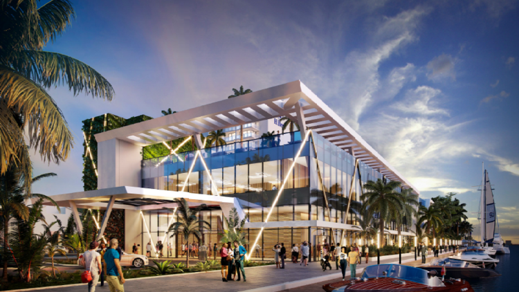 Hilton Fort Lauderdale Marina Hotel Could Be Expanded
