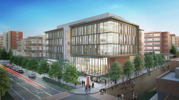 Seattle University President Stephen Sundborg builds out
