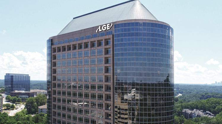 Tower Credit Union >> Lge Community Credit Union Relocating To Top Floors Of 17 Story Cobb