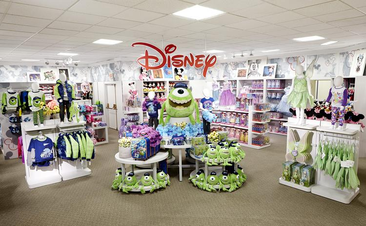 j c penney to launch disney store within the store dallas business journal. Black Bedroom Furniture Sets. Home Design Ideas