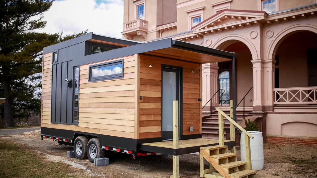 Water Cooler Talk: Tiny homes are big opportunity for Baltimore youth
