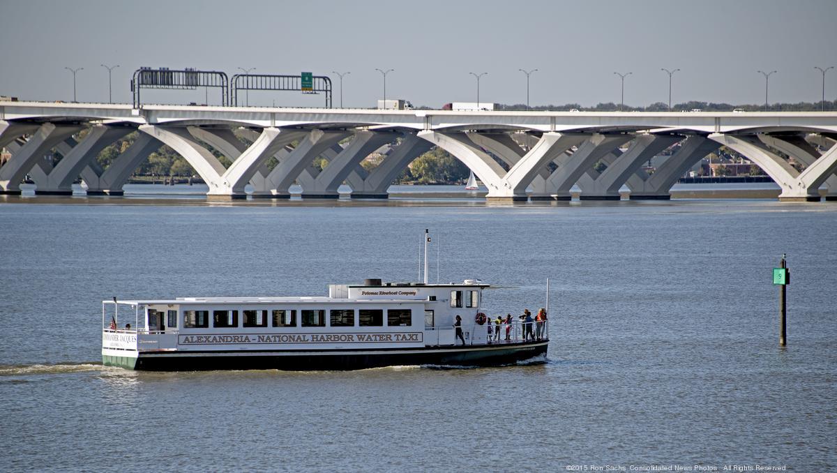 WMATA to study Metro over the Wilson Bridge - Washington