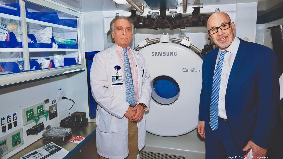 Jefferson Health Adds Mobile Stroke Unit