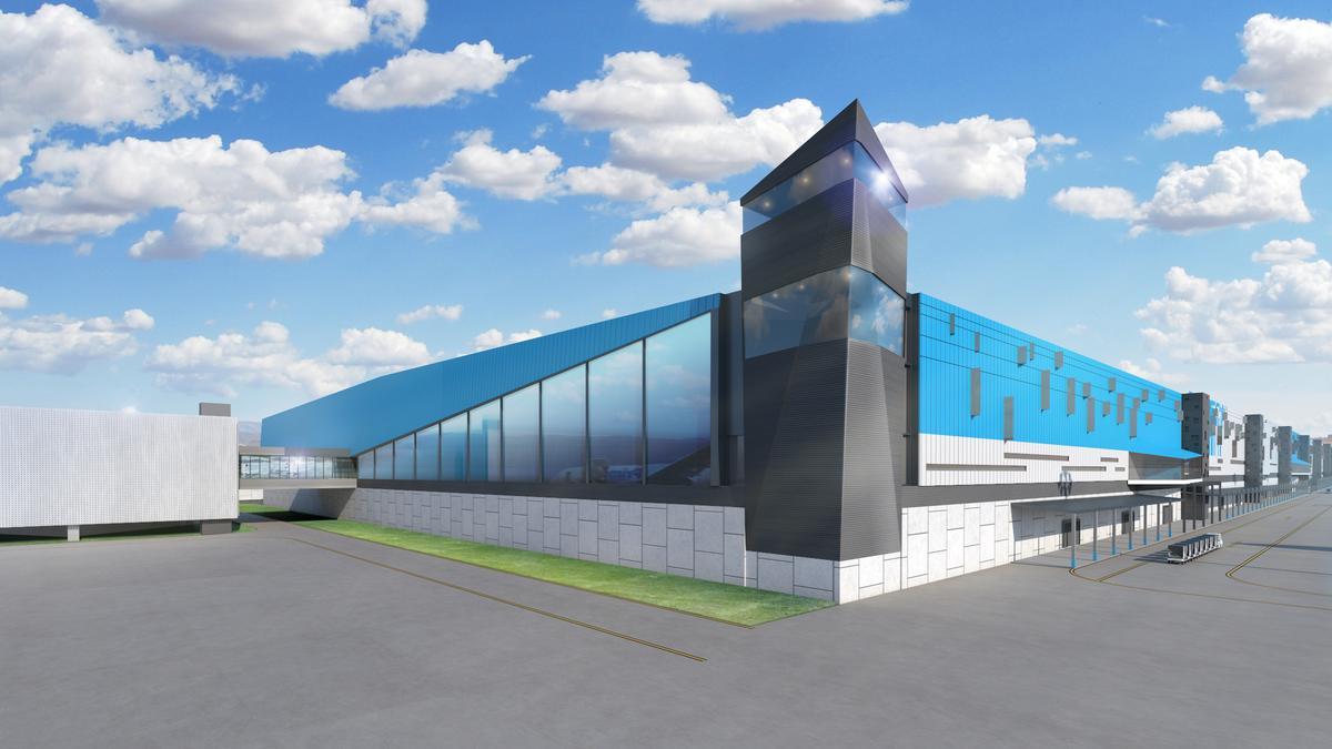 Here S What Amazon S Air Hub At Cvg Will Look Like Cincinnati