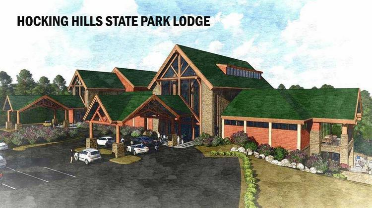 Outstanding Hocking Hills State Park To Rebuild Lodge After 2016 Fire Best Image Libraries Sapebelowcountryjoecom