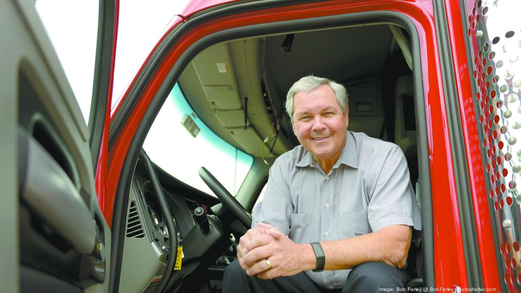 How taking risks paid off for a local trucking company