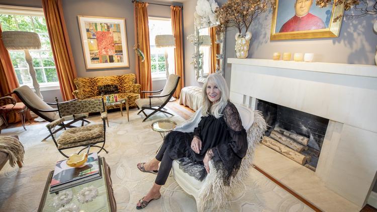. Profile  Acclaimed Austin interior designer Fern Santini   Austin
