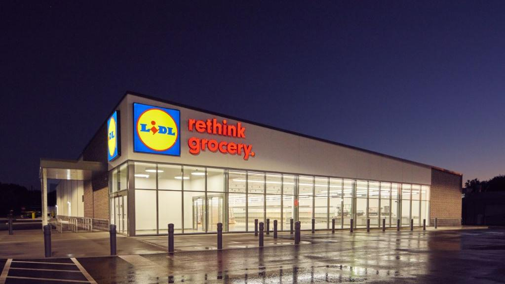 lidl to open seven supermarkets in maryland