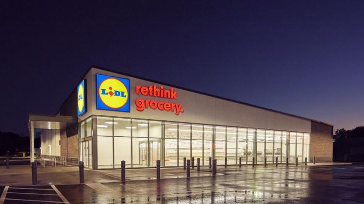 Lidl to open seven supermarkets in Maryland - Baltimore
