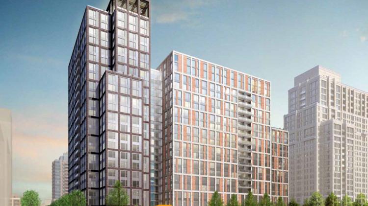 Amazon, JBG submit HQ2 development plans - Washington