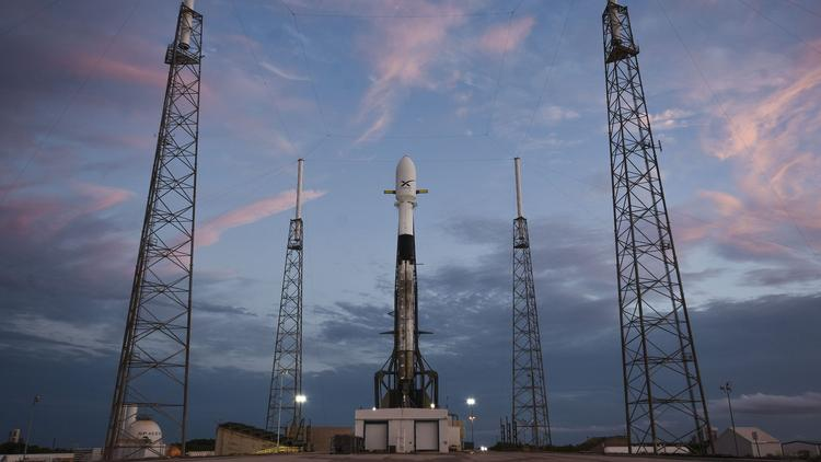 cape canaveral launch today