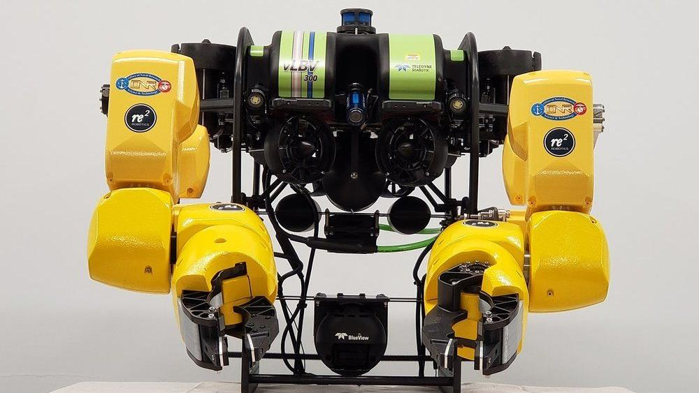 Robotics company awarded $3 million to build for the U.S. Navy