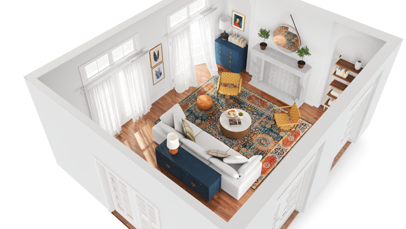 modsy 3d design