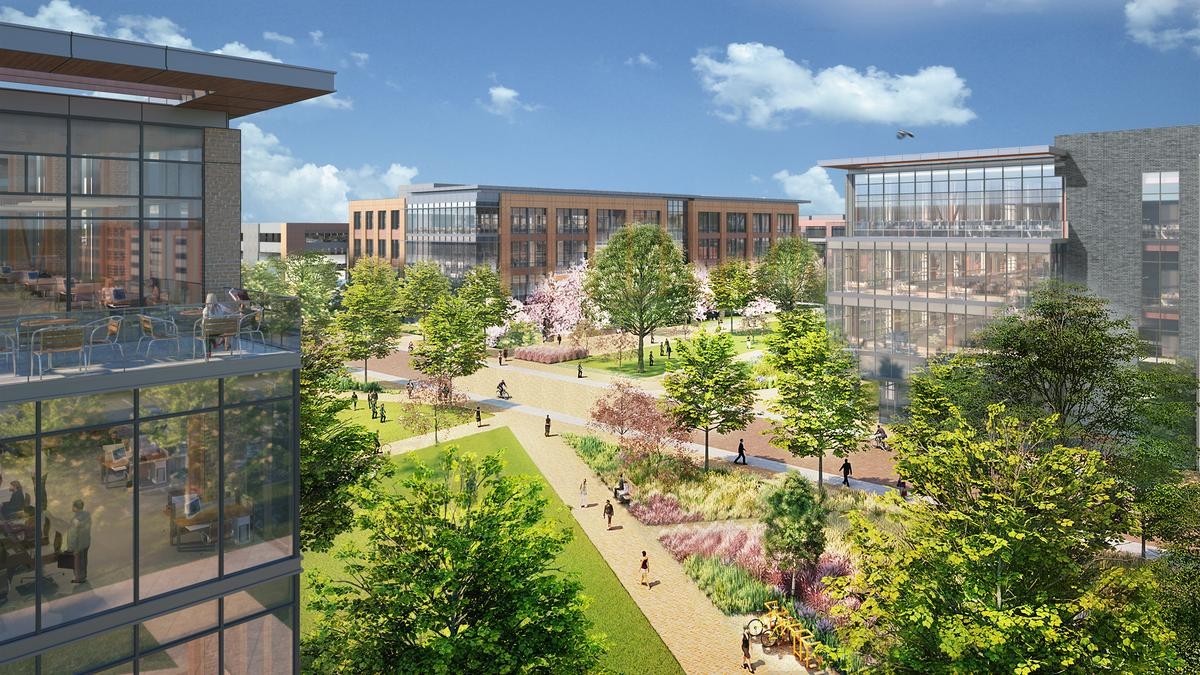 Walmart Ceo Doug Mcmillon Unveils Plans For New Hq In