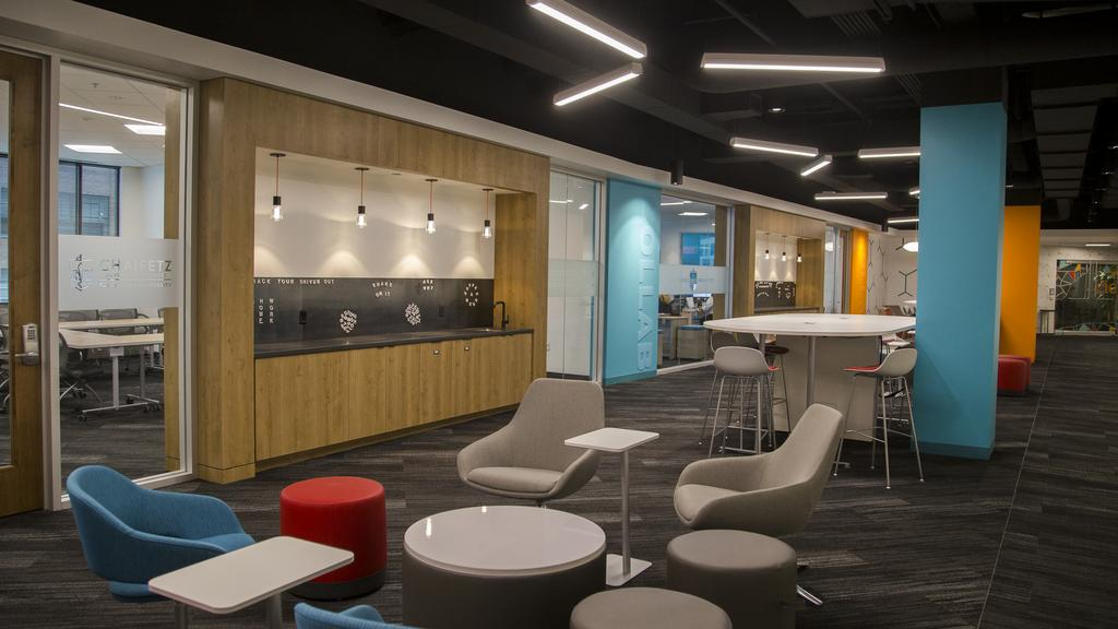 SLU, Wash U open innovation center in Cortex (photos)