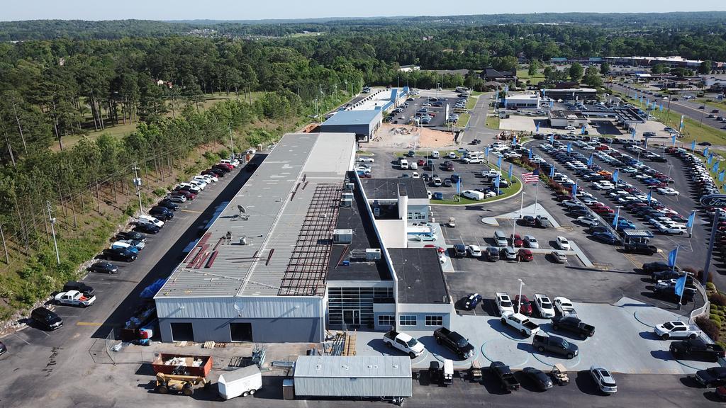 Bessemer automotive dealership getting $5M revamp