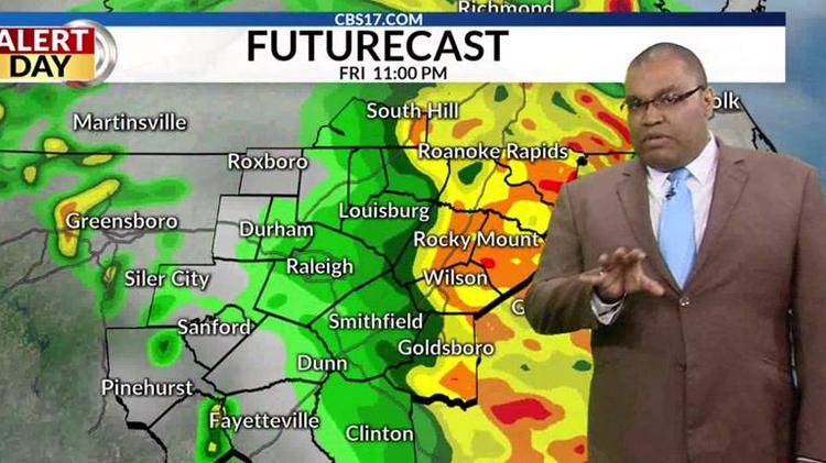 Another Raleigh-Durham TV station is changing its weather