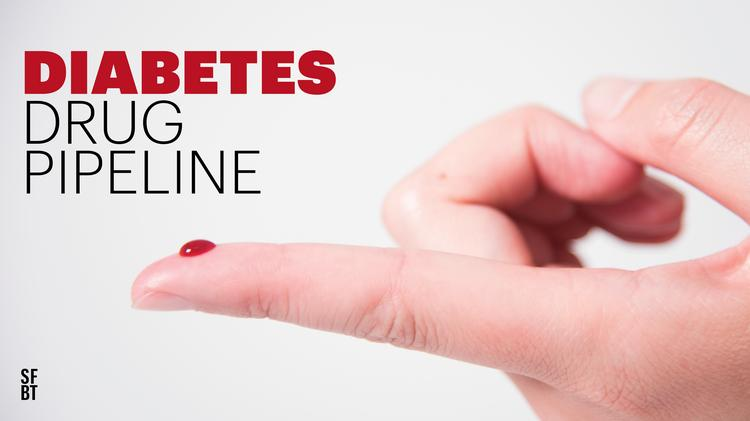 10 diabetes drugs Bay Area biotech companies have in the