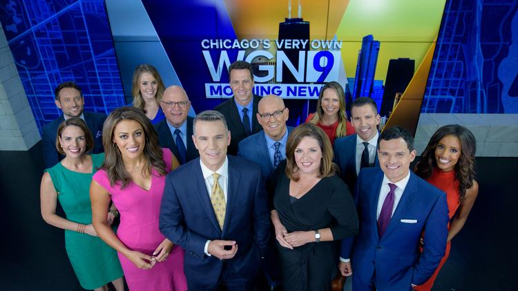 WGN-Channel 9's morning news show leaving competition (far