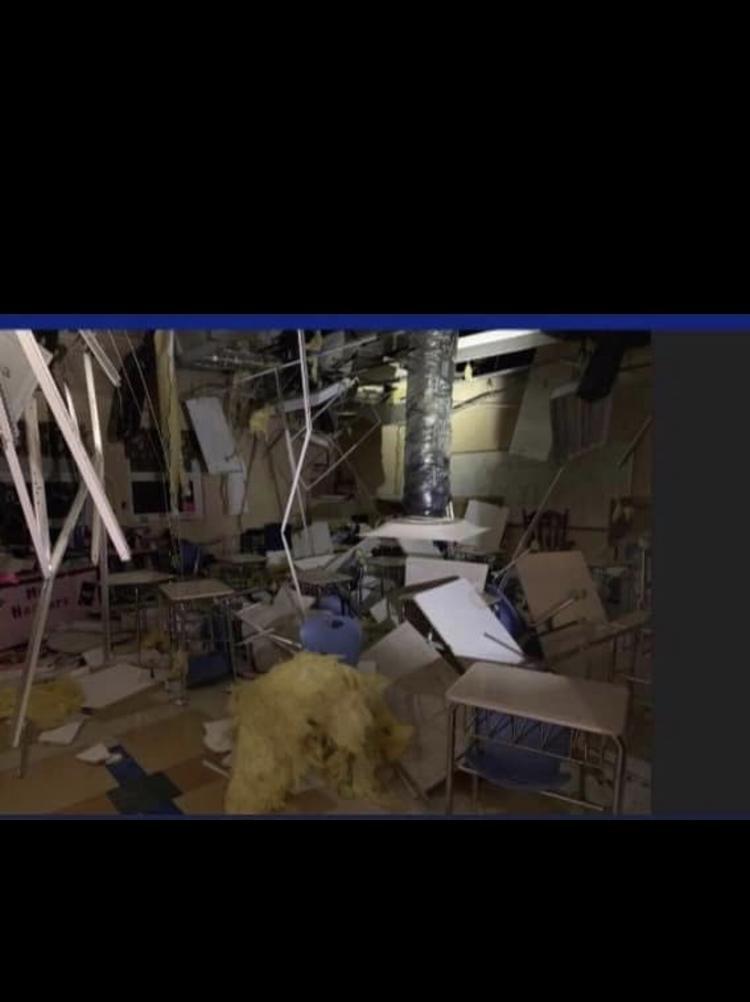 Region recovering following fierce tornadoes - Dayton